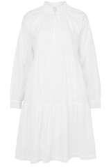 Kleid aus Baumwolle mit Lochstickerei - BLOOM