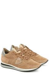 Sneaker TRPX Daim Camel - PHILIPPE MODEL