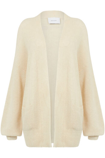 Long Cardigan aus Cashmere