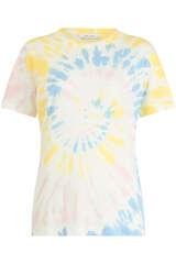 T-Shirt mit Batikmuster - BLOOM