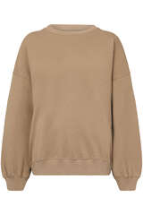 Sweatshirt aus Baumwolle - JUVIA