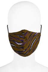 Mund-Nasen-Maske Mare aus Viskose und Seide - LALA BERLIN
