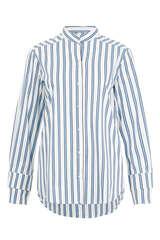 Bluse mit Baumwolle  - STEFFEN SCHRAUT