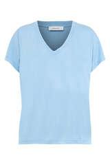 T-Shirt mit V-Ausschnitt - BLOOM
