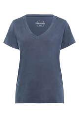 T-Shirt aus Baumwolle und Modal - BLOOM