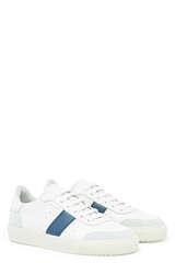 Sneakers Dunk V2 White/Blue - AXEL ARIGATO
