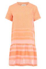 Kleid mit Kufiya-Muster - CECILIE COPENHAGEN