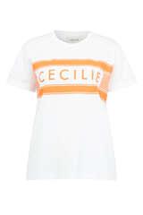 T-Shirt aus Bio-Baumwolle - CECILIE COPENHAGEN