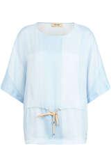 Shirt Rikas Island aus Viskosesatin  - MOS MOSH
