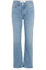High Waist Jeans Billy - WON HUNDRED