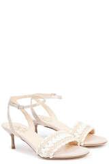 Sandalette mit Flechtdetail - AGL