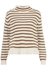 Pullover Lin Stripe - MOS MOSH