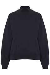 Sweatshirt mit Rollkragen - JUVIA