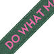 Armband Dream It & Do It aus Satin