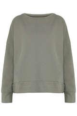 Sweatshirt mit Baumwolle  - JUVIA