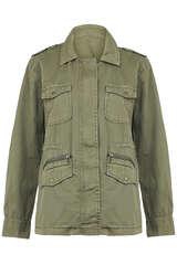 Field Jacket aus Baumwolle - VELVET