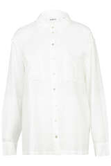 Hemdbluse aus Baumwolle - BA&SH