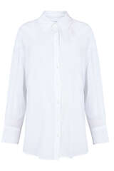 Oversize Bluse aus Baumwolle  - VELVET