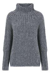 Handgestrickter Pullover aus Cashmere  - ELLA SILLA