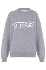 Sweatshirt aus Bio-Baumwolle - CLOSED