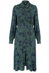 Hemdblusenkleid Juline aus Viskose  - IDANO