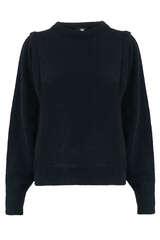 Pullover mit Mohair und Wolle - IDANO