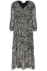 Kleid aus Viskose-Chiffon - BA&SH