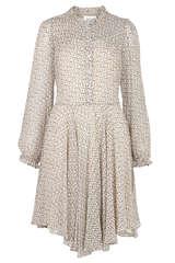 Mini-Kleid Lacing aus Viskose  - SECOND FEMALE