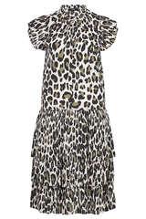 Ärmelloses Kleid mit Animal-Print - STEFFEN SCHRAUT