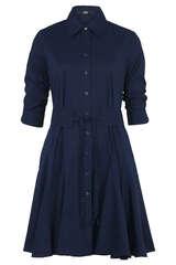 Blusenkleid mit Baumwolle  - STEFFEN SCHRAUT