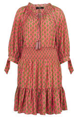 Kleid mit Kaktus-Print - STEFFEN SCHRAUT