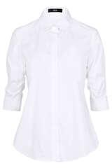 Bluse aus Baumwoll-Blend - STEFFEN SCHRAUT