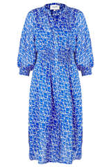 Blusenkleid Dayly aus Baumwolle - SECOND FEMALE