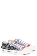 Sneakers Midnight Low Paisley  - AXEL ARIGATO