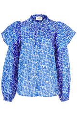 Bluse Dayly aus Bio-Baumwolle - SECOND FEMALE