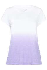 T-Shirt mit Farbverlauf - JUVIA
