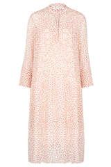Kleid Elm aus Viskose-Chiffon - SAMSOE SAMSOE