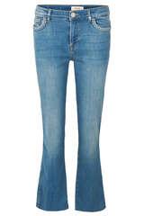 Cropped Jeans Ashley Bread  - MOS MOSH