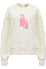 Sweatshirt mit Bio-Baumwolle - JULOVE