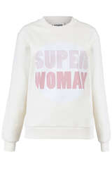 Sweatshirt mit recycelter Baumwolle - IQ STUDIO