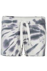 Shorts mit Batikmuster  - JUVIA