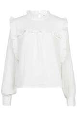 Bluse Adrine aus Baumwolle  - SOFIE SCHNOOR