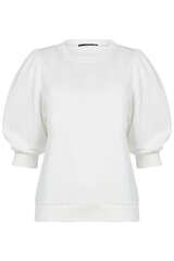 Sweatshirt mit Puffärmeln - SET