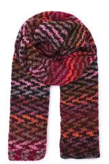 Schal mit Wolle - BLOOM