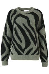 Pullover mit Alpaka - BLOOM