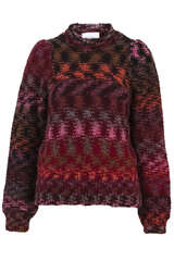 Pullover mit Wolle  - BLOOM