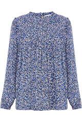 Bluse mit Petite Fleur Muster - BLOOM