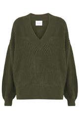Pullover mit Alpaka- und Merinowolle  - BLOOM