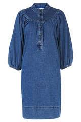 Jeanskleid aus Baumwolle  - SECOND FEMALE