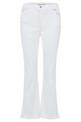 Cropped Bootcut Jeans - SET